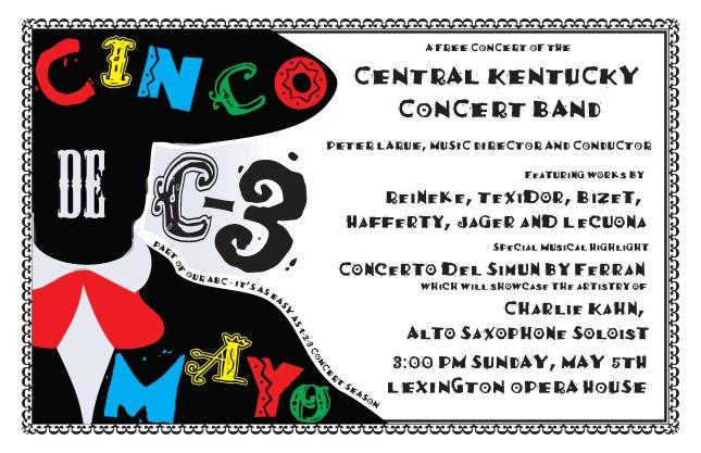 C3 Concert Poster