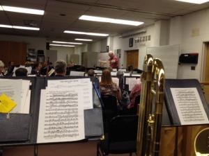 CKCB Rehearsal