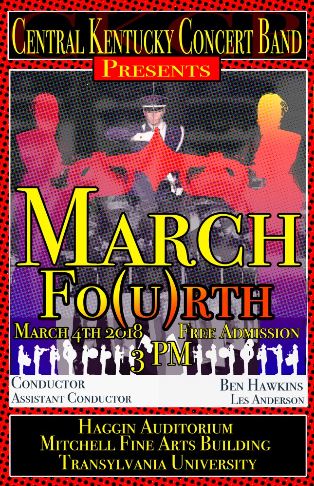 2018 March 4th poster