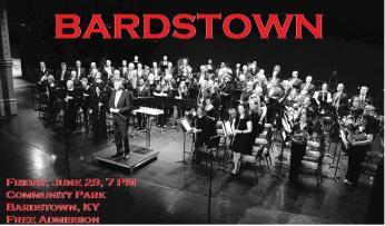 CKCB Dramatic B&W Bardstown
