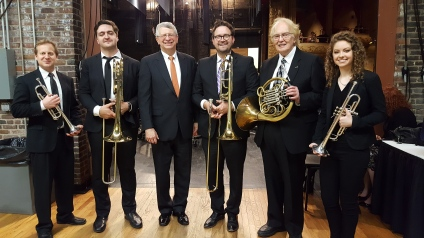UK Faculty Brass Quintet